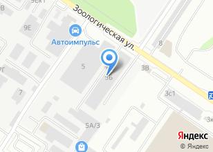 Компания «МОБИЛЬ» на карте
