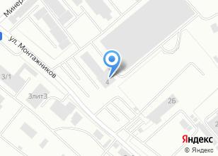 Компания «УралПрогрессГрупп» на карте