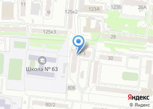 Компания «Бумажный двор» на карте