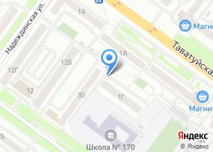 Компания «Пингвин» на карте