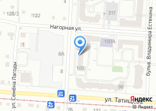 Компания «Химические системы» на карте