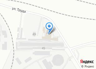 Компания «Урал Металл Декор» на карте