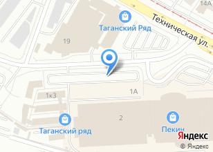 Компания «Таганский ряд» на карте
