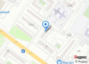 Компания «Калипсо-Тур» на карте