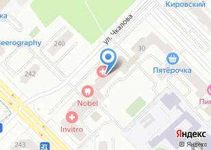 Компания «УниверсалСтройТорг» на карте