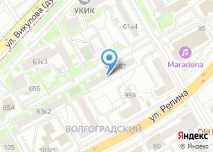 Компания «Discovery» на карте