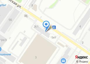 Компания «Уралавтобизнес» на карте