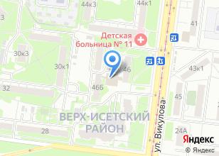 Компания «Золотая подкова» на карте