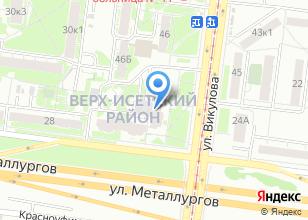 Компания «Промимпэкс» на карте