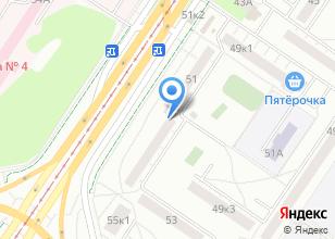 Компания «Стильмастер» на карте