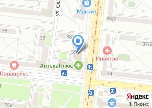 Компания «Магазин-мастерская по ремонту сотовых телефонов» на карте