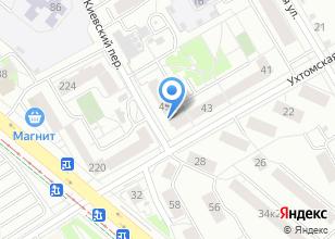 Компания «Артес» на карте