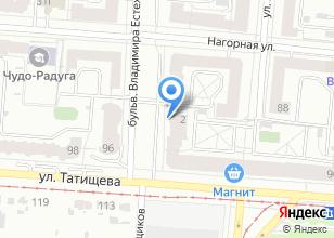 Компания «Правобережный, ЗАО» на карте