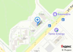 Компания «EvroDush» на карте
