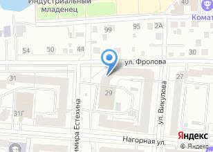Компания «Теплосфера-Екб» на карте