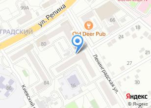 Компания «Вентмаш» на карте