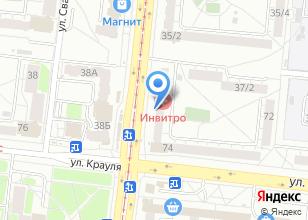 Компания «Сияние96екб» на карте