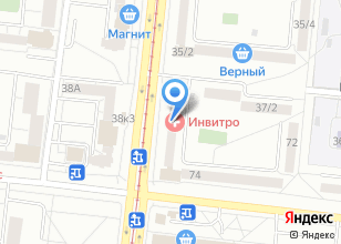 Компания «МИР ПРИРОДЫ» на карте