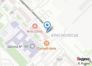 Компания «ЭНЕРГОСТРОЙРЕМОНТ» на карте