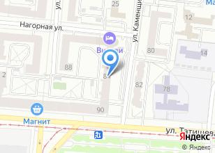 Компания «АРАНТА» на карте