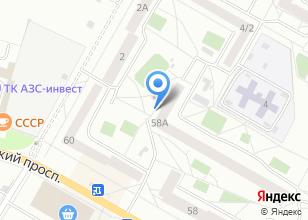 Компания «Elize» на карте