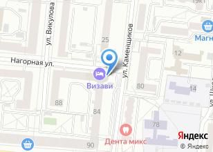 Компания «GENT» на карте