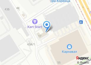 Компания «Астика» на карте