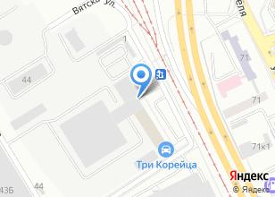 Компания «Спутник, АНО» на карте