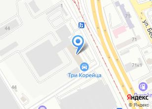 Компания «Tupperware торговая компания» на карте