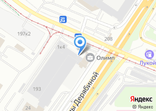 Компания «СЕТИ, ЗАО» на карте