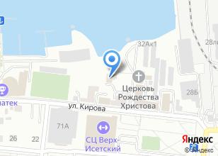 Компания «Проект-DOT» на карте