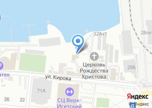 Компания «ODS» на карте