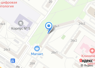 Компания «СтройМакс» на карте