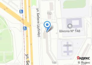 Компания «Жарден» на карте