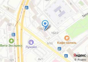 Компания «Стан» на карте
