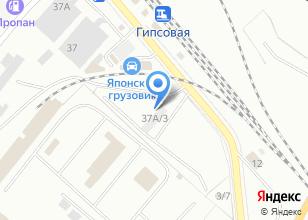 Компания «Автократ Транс» на карте