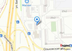Компания «СтройСервисРемонт» на карте