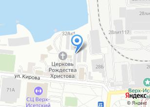 Компания «БВБ-Альянс» на карте