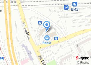 Компания «РусАльянс» на карте