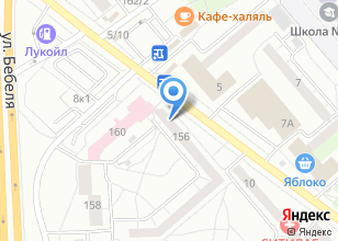 Компания «Дверкин и Форточкин» на карте