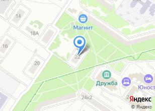 Компания «Арт-Хаус» на карте