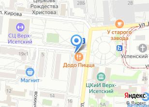Компания «Bro)rider» на карте