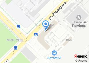 Компания «ЭКОРИВЕР» на карте