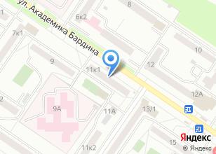 Компания «ПОЛ-ЕКБ» на карте