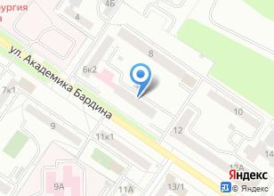 Компания «DenVel» на карте