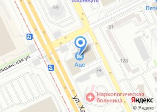 Компания «Ауди Центр Екатеринбург» на карте