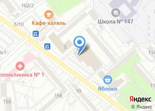 Компания «Анстер» на карте