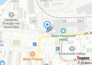 Компания «Нортекс» на карте