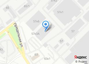 Компания «Ленстрой» на карте