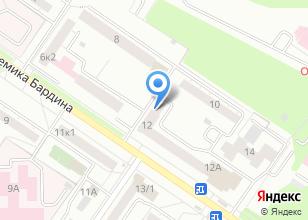 Компания «Стежок» на карте